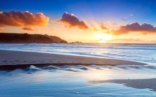 Фото бесплатно море, пляж, солнце