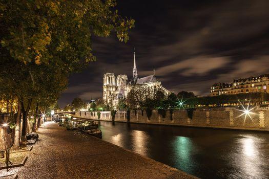 Фото бесплатно Paris, France, Париж, Франция, Собор Нотр-Дам де Пари