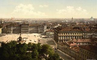 Фото бесплатно площадь, памятник, дома