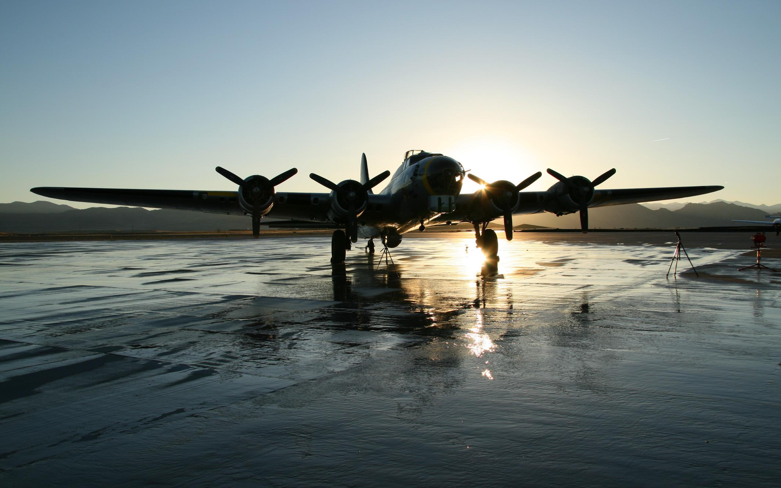 Обои с самолетами (авиация) на рабочий стол