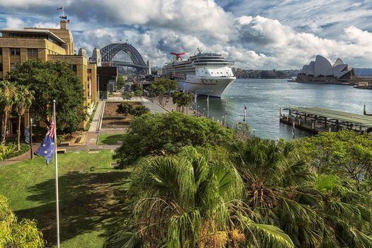 Заставки Сидней, Австралия, город