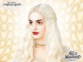 Бесплатные фото алиса,белая,королева,белый,девушки,фильмы