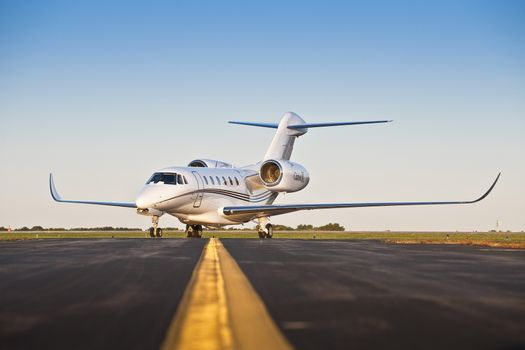 Photo free business jet, cessna aircraft, the fastest