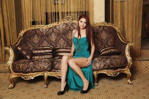 Фото бесплатно Ализ, сексуальная девушка, поза