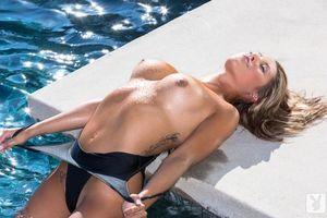 Фото бесплатно breast, nipples, water
