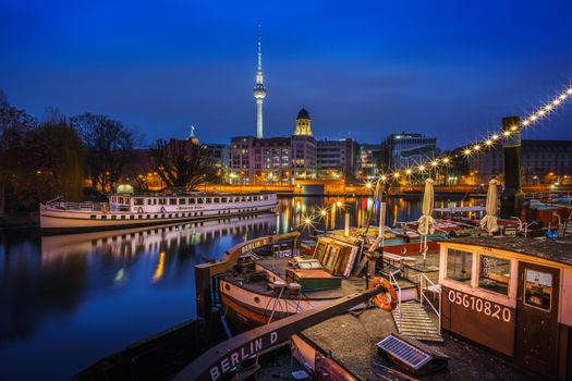 Фото бесплатно Исторический порт, Берлин, Германия