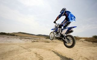 Photo free motorcycle, race, track