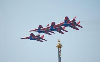 Photo free airplane, horizon, aerodynamics