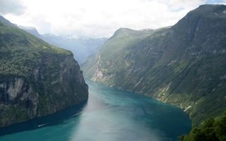 Фото бесплатно скалы, река, трава
