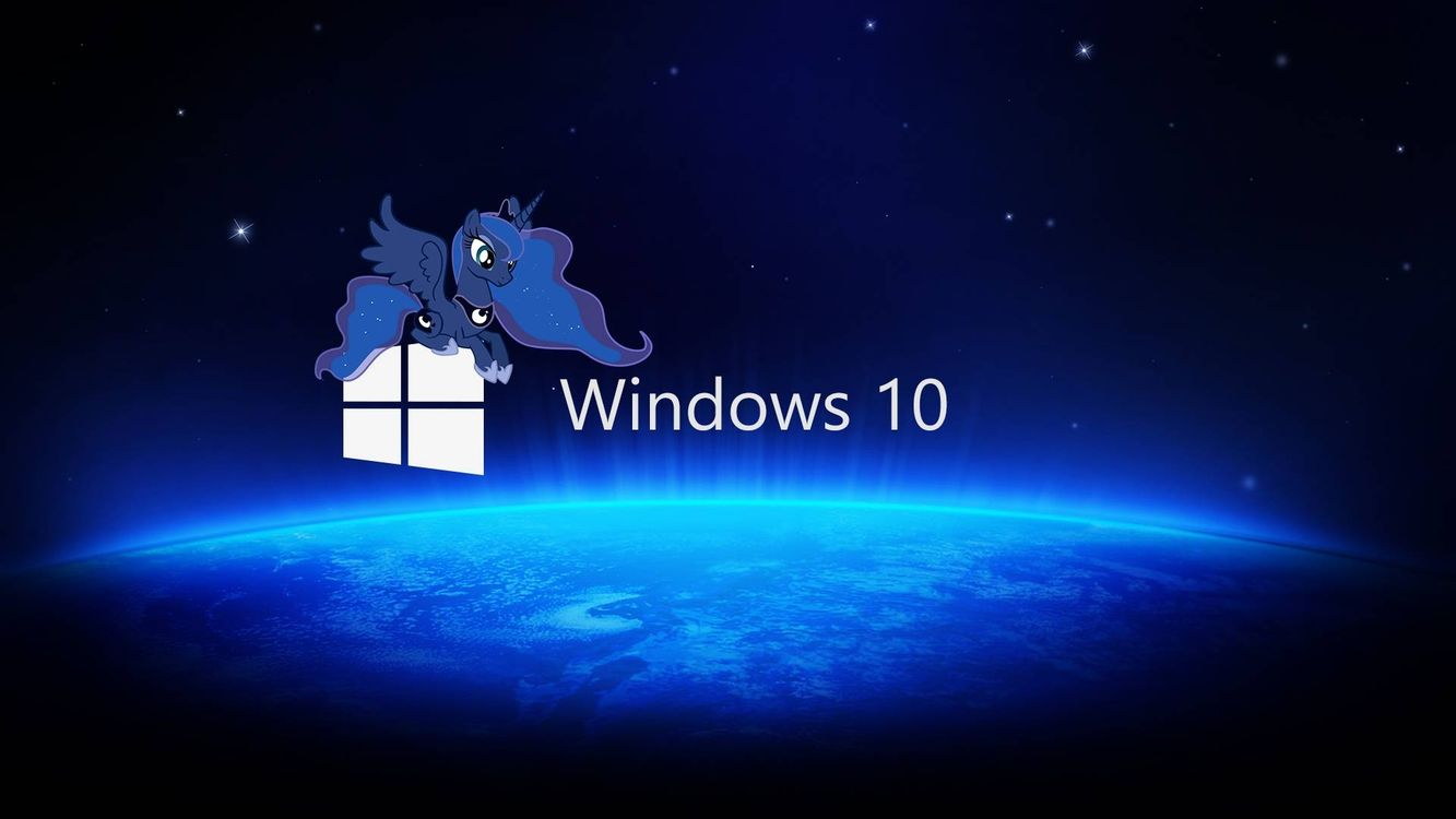 The boot splash screen of windows 10 · free photo