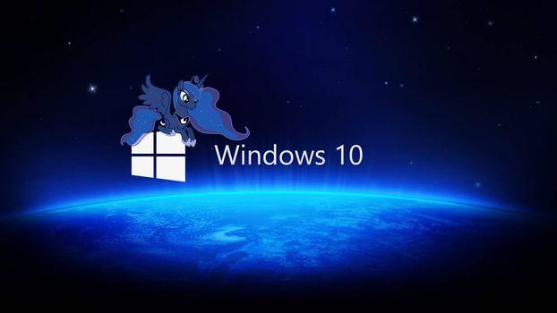 Заставка при загрузке windows 10