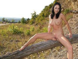 Заставки Gwen, Gwen A, модель, красотка, голая, голая девушка, обнаженная девушка