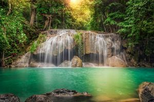 Photo free nature, Thailand, river