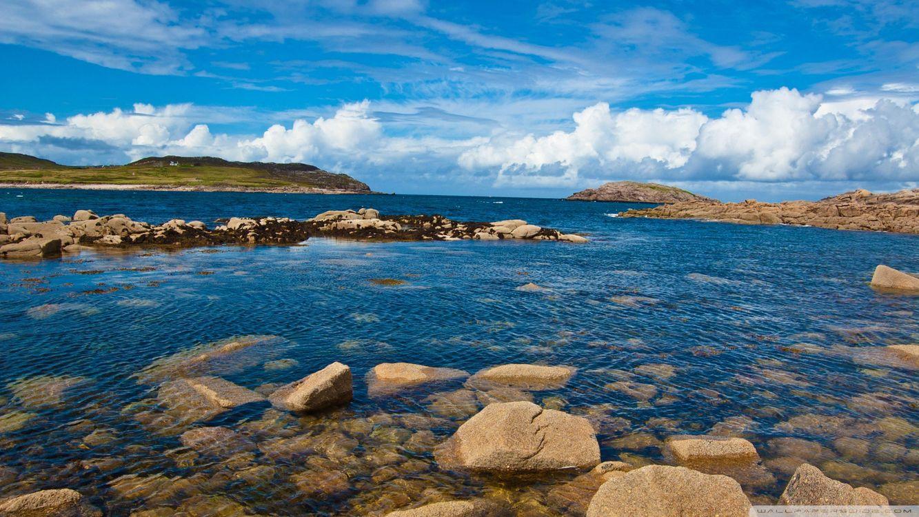 Фото бесплатно море, скалы, берег - на рабочий стол