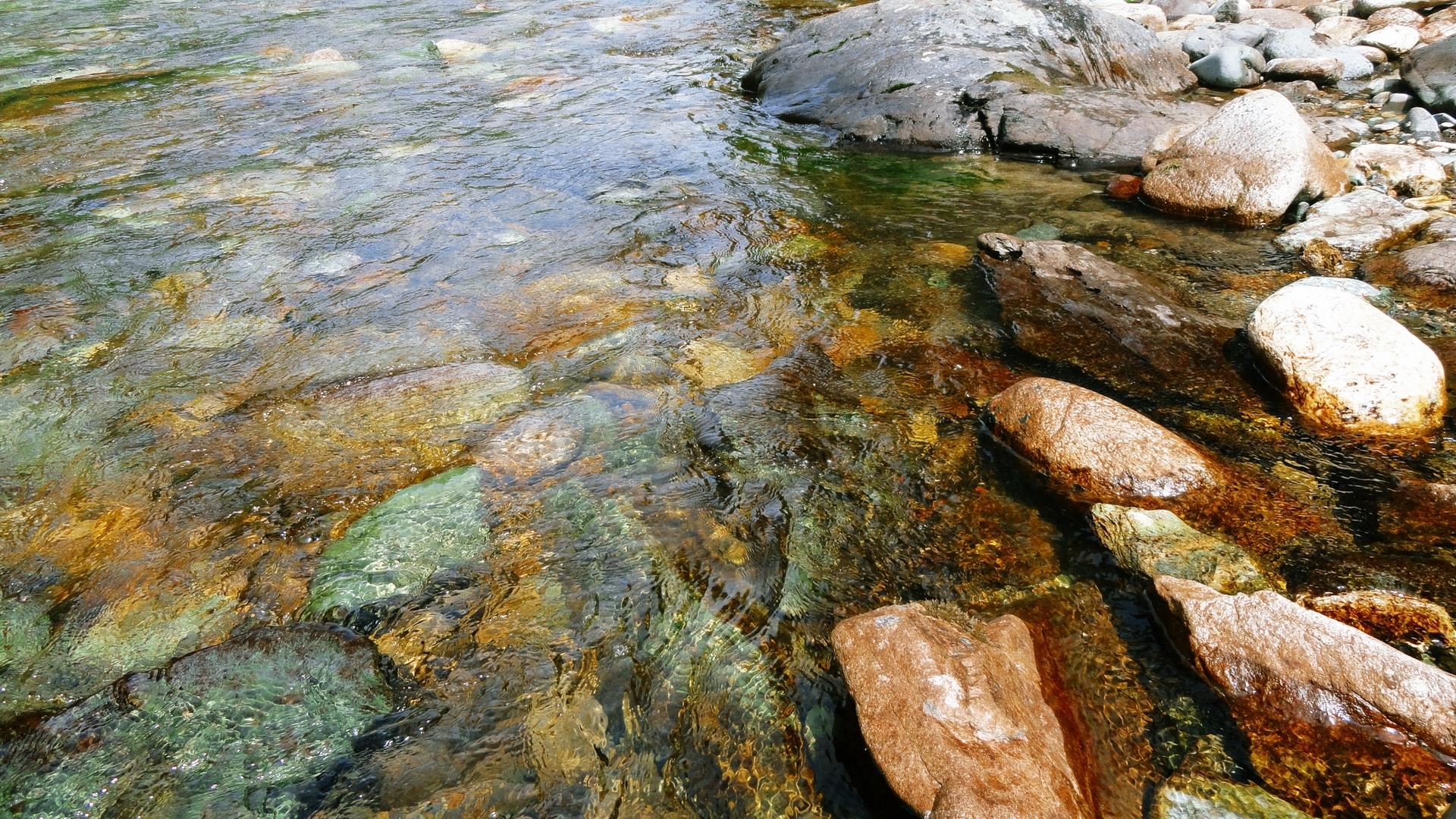 Река в камн  № 2387228 без смс