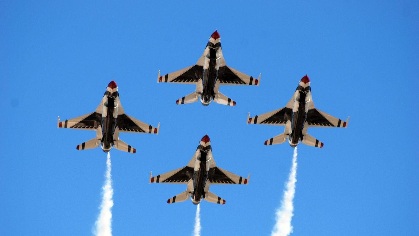 Самолеты ВВС США · бесплатное фото