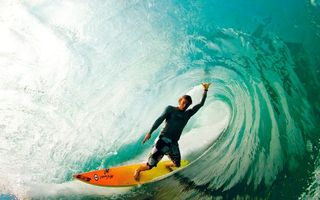 Заставки серфинг,серфингист,доска,волна,человек,парень,спортсмен