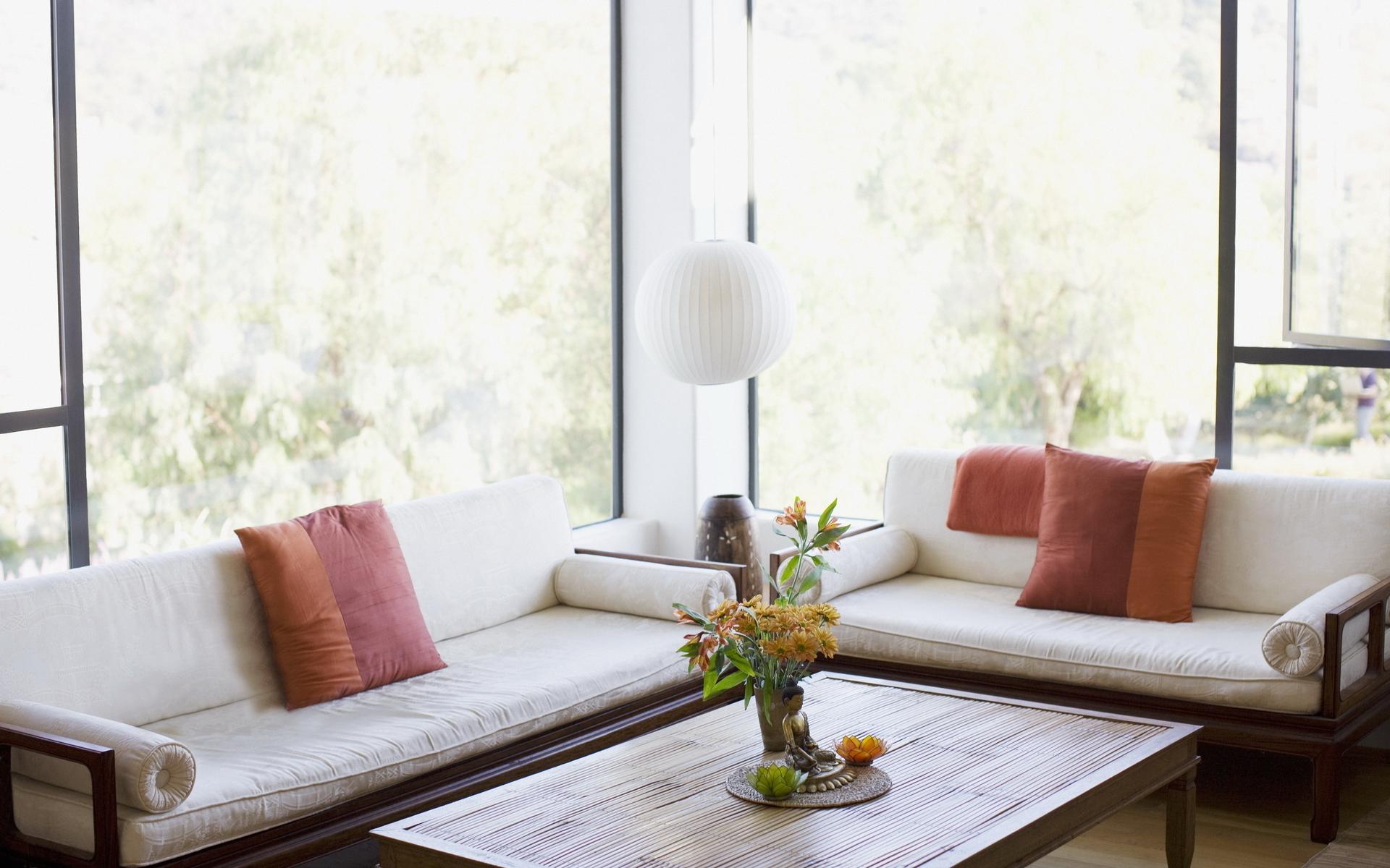 интерьер диван комната  № 3531357  скачать