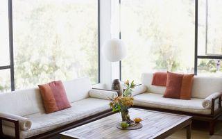 Фото бесплатно интерьер, комната, окно