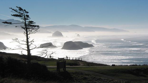 Фото бесплатно берег, волны, пляж