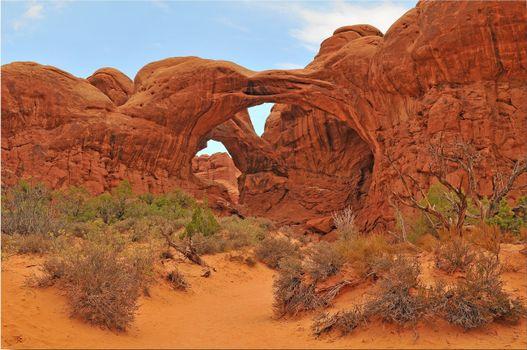 Бесплатные фото arches national park,скалы,арки,сша,пейзаж,природа