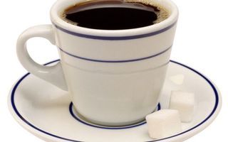 Photo free cup, coffee, black
