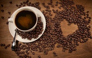 Заставки чашка, кофе, блюдце