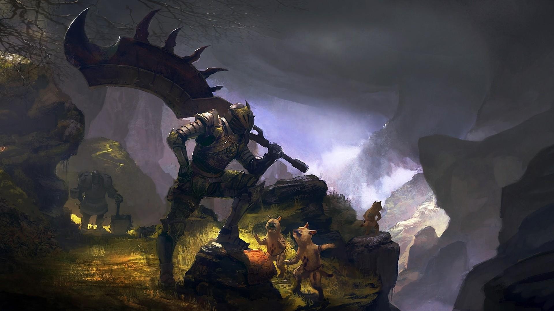 меч, солдат, рыцарь