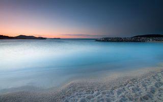 Бесплатные фото пляж, песок, море, камни, небо, горизонт, природа