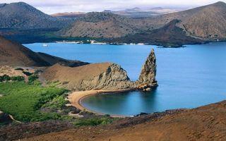 Фото бесплатно вода, река, озеро, горы, берег, пляж, песок, природа