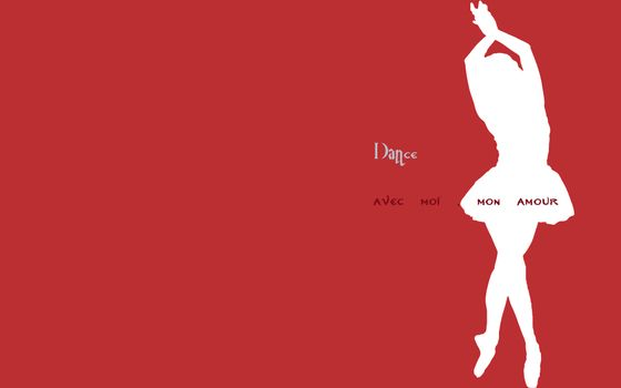 Photo free dance, mood, ballet dancer