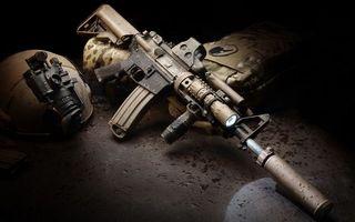 Фото бесплатно автомат, ружье, ствол