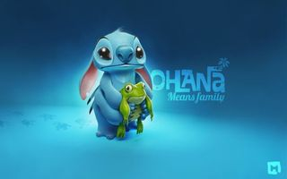 Photo free lilo and stitch, cartoon, heroes