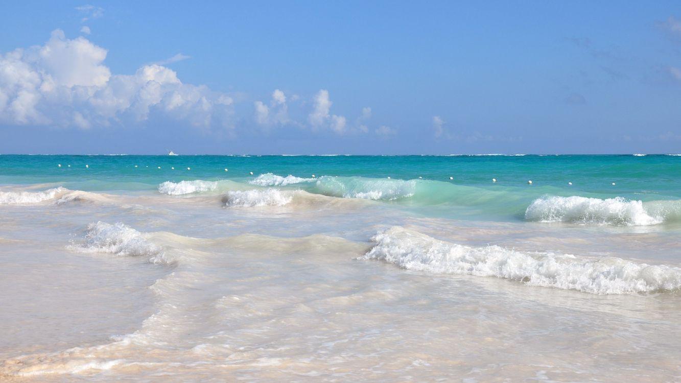 Фото бесплатно берег, облака, вода - на рабочий стол