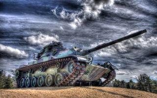 Заставки оружие, танк, броня, гусеницы, башня, ствол, дуло, рендеринг