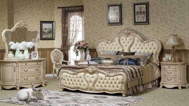 Photo free luxury, bedroom, mirror