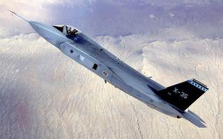 Фото бесплатно самолет, истребитель, крылья