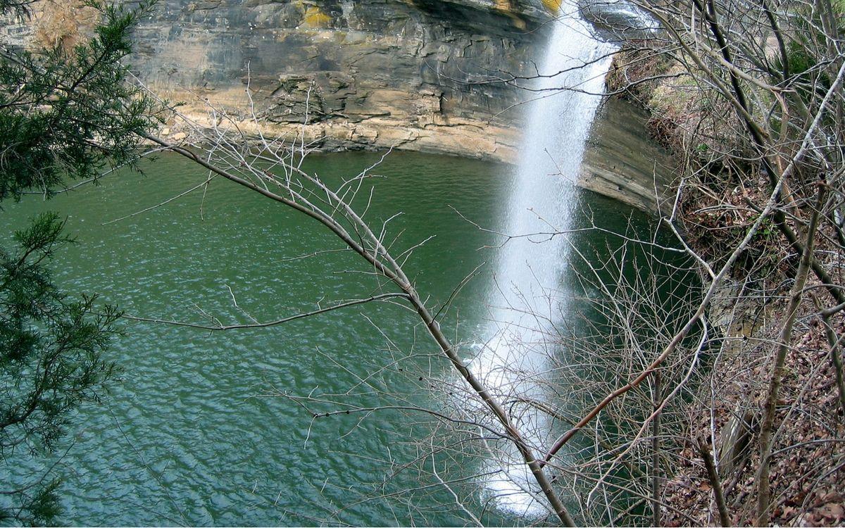 Фото бесплатно водопад, струя, вода - на рабочий стол