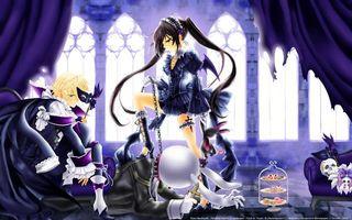 Photo free pandora, trick, anime