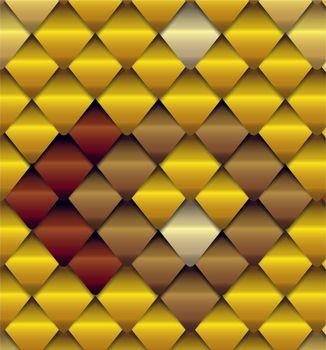 Бесплатные фото чешуйки,чешуя,золотистая,background,фон,абстракции
