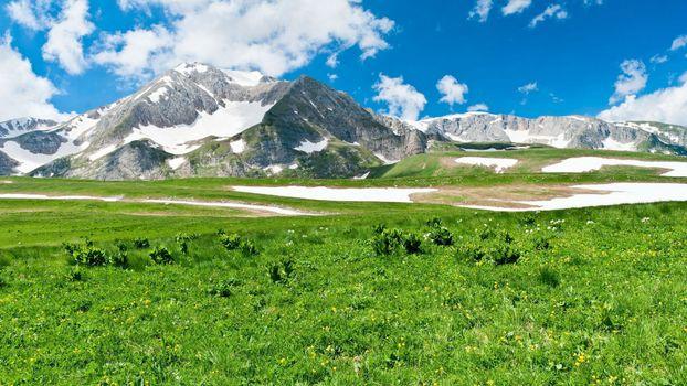 Фото бесплатно горы, холмы, вершины