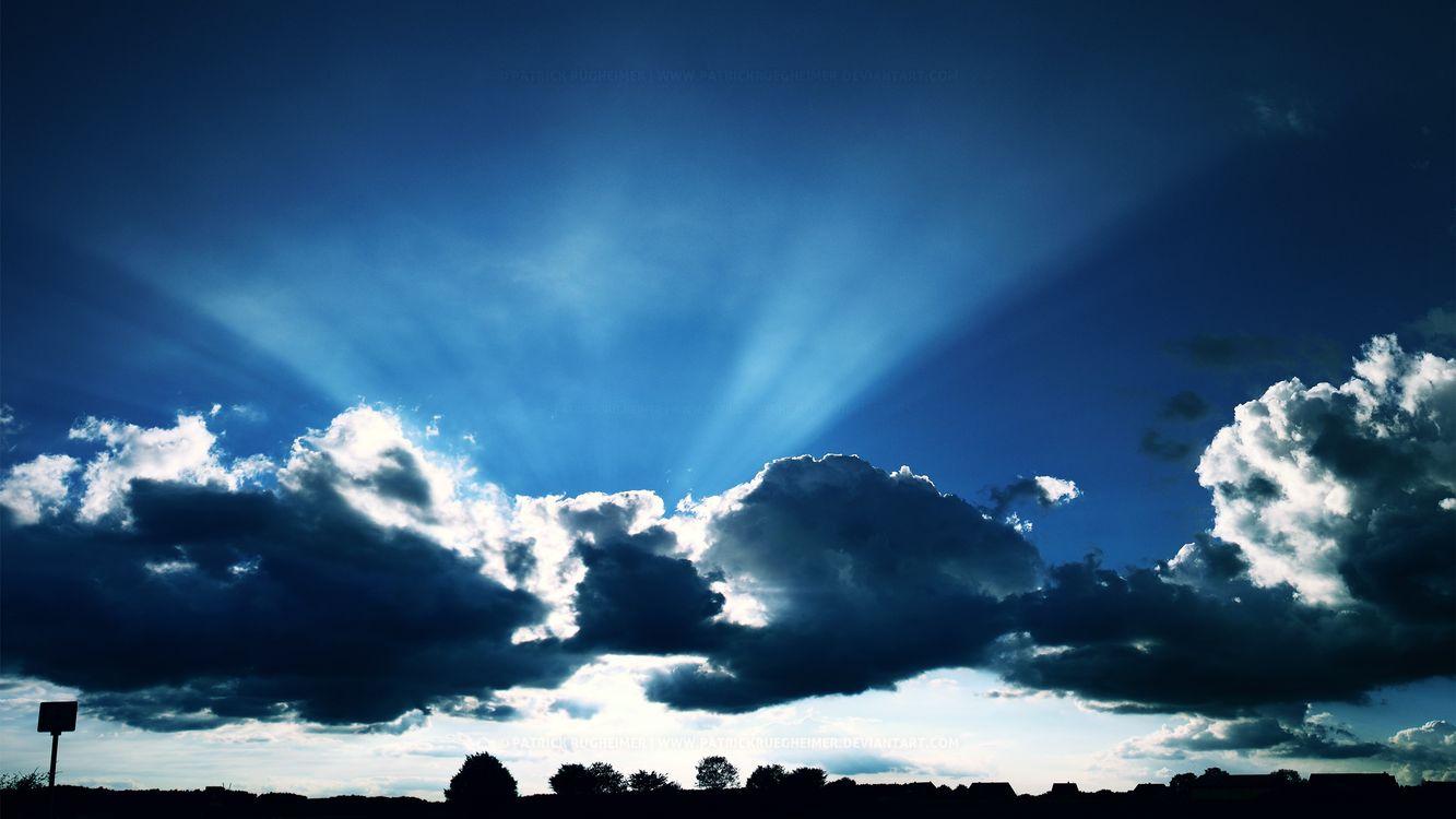 Фото бесплатно лучи, пейзажи, солнце - на рабочий стол