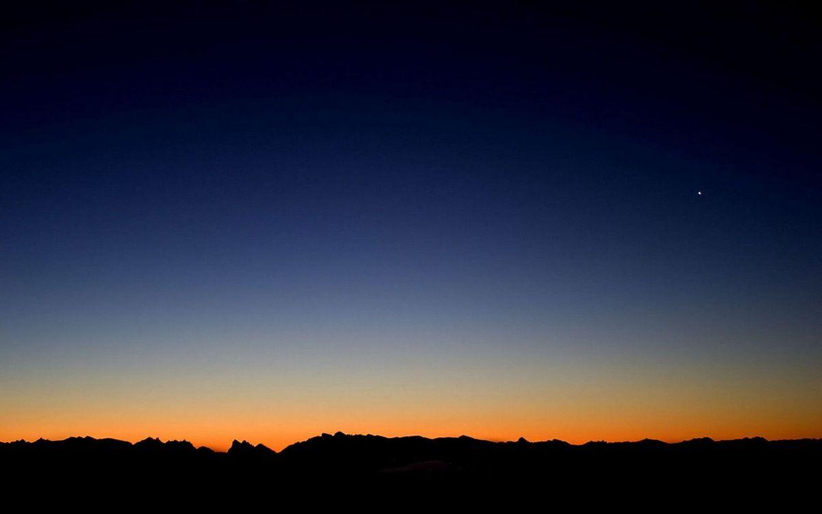 Фото бесплатно небо, закат, солнца - на рабочий стол
