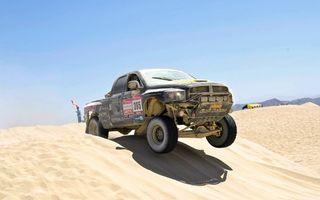 Фото бесплатно ралли, гонка, пустыня