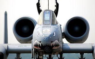 Фото бесплатно самолет, нос, крыло
