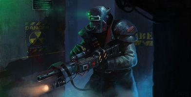 Бесплатные фото солдат,человек,автомат,форма,шлем,дом,фонарик