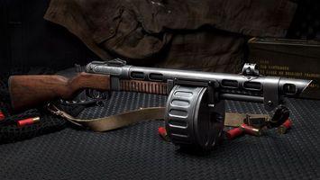 Фото бесплатно патроны, ремень, оружие
