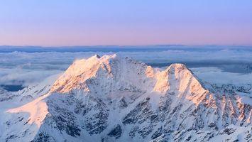 Бесплатные фото горы,скалы,снег,высота,облака,небо,пейзажи