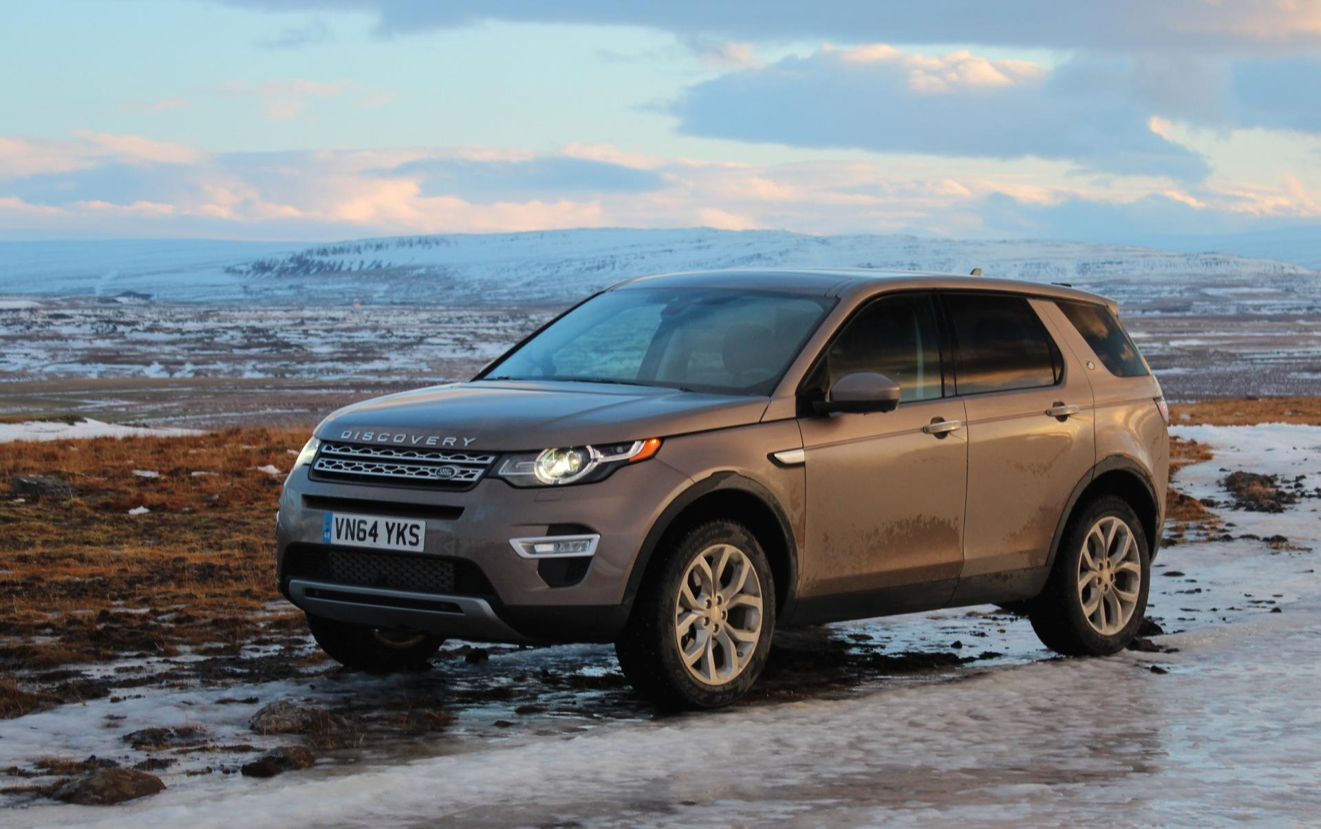 Обои Land Rover, Discovery Sport, автомобиль, внедорожник