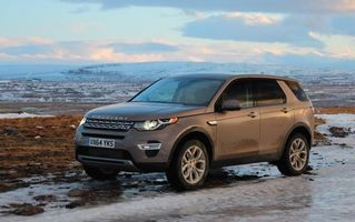 Photo free Land Rover, Discovery Sport, car